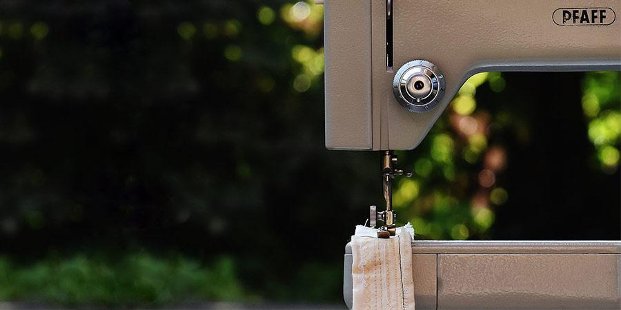 venta de maquinas de coser y bordar