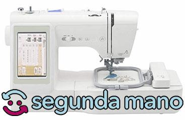 maquina de bordar usada